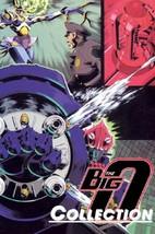 Big O I + II Complete 1-26 Collection DVD English Dubb USA 1+2 Ship from USA