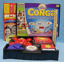 Cranium Conga Guess What Im Thinking Board Game Fun For All Ages Electro... - $13.16