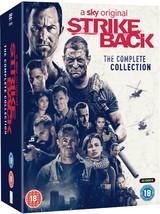Strike Back Complete Series 1-8 (2010–2020) DVD **REGION 2 PLEASE READ L... - $71.95