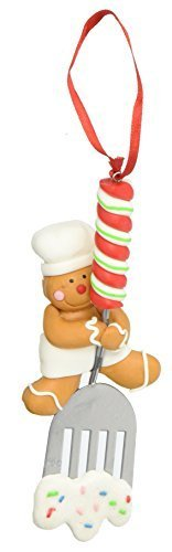 Primary image for Department 56 Mrs. Claus Sweet Shoppe Spatula Hanging Ornament