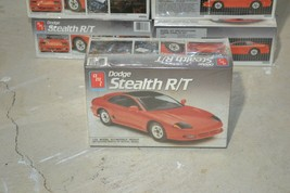 AMT ERTL DODGE STEALTH R/T MODEL KIT 1:25 SCALE KIT# 6956 New Sealed - $9.49