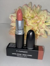 Mac Lustre Lipstick ~ 515 Patisserie ~ FS NIB Authentic Fast/Free Shipping - $17.77