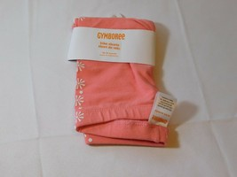 Gymboree Baby Girl's Bike Shorts 18-24 Months 15GYMaySM3 coral white NWT - $16.21