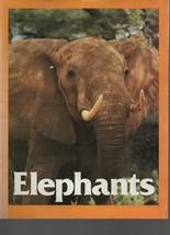 Elephants - John Bonnett Wexo - 1980 - Wildlife Education - 0-937934-00-3. - $1.53