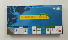 Charleston Opoly Collectors Edition Board Game  - $30.84