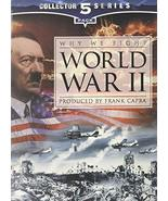 Frank Capra's World War II Why We Fight [VHS] [VHS Tape] - $5.20