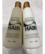 Grande Hair Peptide Shampoo & Conditioner 8oz DUO SET! SUMMER SALE - $34.99