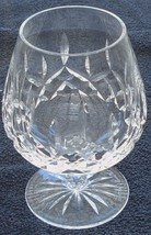 """Waterford Crystal Signed Lismore 5"""" Brandy - Cut Crystal - VGC - GREAT PIECE - $79.19"""