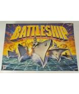 BATTLESHIP Board Game 2002 Milton Bradley CLASSIC NAVAL COMBAT  - $12.19