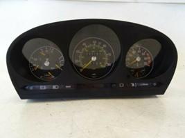 82 Mercedes R107 380SL instrument cluster, speedometer - $513.24