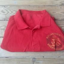 Walt Disney World Authentic Grumpy Miners Guild Ss Polo Shirt Men's Size Xl - $12.48