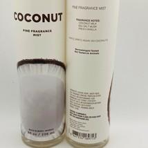 2-Pack Bath & Body Works COCONUT Fine Fragrance Mist Spray 8 fl.oz - $26.68