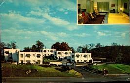 VINTAGE POSTCARD- SKYLINE MOTOR HOTEL, FRONT ROYAL, VA   BK22 - $2.70