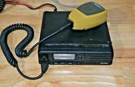 Vertex VX-3000L Lowband (37-50 MHz), 70W, 4/48/128 CHL mobile radio with... - $47.49