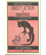 DIRECT ACTION & SABOTAGE - INDUSTRIAL WORKERS OF THE WORLD - WOBBLIES - ... - $79.19