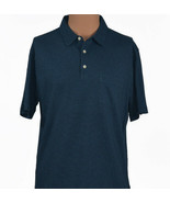 Patagonia Mens Sz M Striped Short Sleeve Half Button Casual Pullover Shirt - $22.95