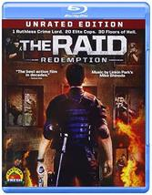 The Raid Redemption [Blu-ray]
