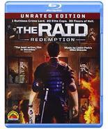 The Raid Redemption [Blu-ray] - $4.95