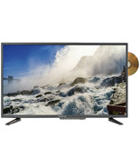 """Sceptre 32"""" Class 720P HD LED TV with Built-in DVD Player E325BD-SR - $208.25"""