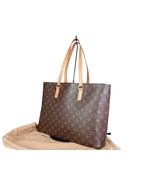 Auth LOUIS VUITTON Luco Monogram Canvas Tote Bag, Shoulder Bag LT2028 - $719.00