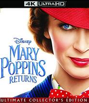 Disney Mary Poppins Returns (4K Ultra HD + Blu-ray)