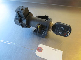 GSF821 IGNITION LOCK CYLINDER W HOUSING 2013 FORD EDGE 3.5  - $60.00