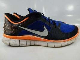 Nike Free Run+ 3 Size US 12 M (D) EU 46 Men's Running Shoes Blue 510642-408 - $45.36