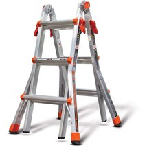 Little Giant Ladder Systems 13 Foot Type IA Aluminum Multi Position LT L... - $237.88