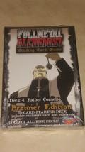 Fullmetal (Full Metal)  Alchemist TCG/CCG Starter Deck Father Cornello  ... - $14.03