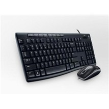 Logitech Keyboard/Mouse 920-002714 Media Combo MK200 Retail - $41.43