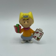 """Just Play P EAN Uts 2.5"""" Sally Holiday Figure - $6.92"""
