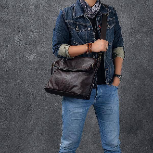 Sale, Full Grain Leather Men Shoulder Bag, Stylish Men Messenger Bag, Laptop Bag