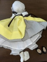"""Madame Alexander Vintage doll 8"""" France 590 Outfit Only In Excellent Condition - $11.65"""