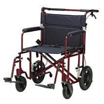 Drive Medical Bariatric Heavy Duty Transport Chair - $317.50