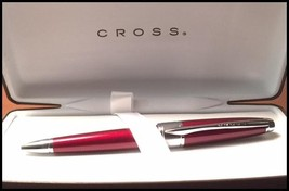 Cross Apogee Titian Red Lacquer Ballpoint Pen - $99.99