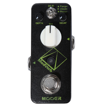 Mooer ModVerb Modulation Reverb Guitar Effects Pedal - $69.00