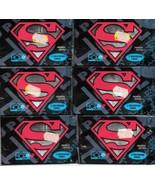 Superman Hologram 6 SEALED NEW UNOPENED Trading Card Packs 1996 Fleer/Sk... - $24.11