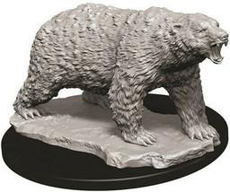 WizKids - Polar Bear - Deep Cuts - D&D, Frostgrave, Kings of War, Erehwon - $8.50