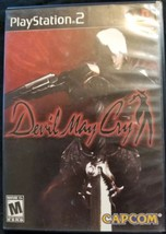 Devil May Cry (Sony PlayStation 2, 2001) Free Shipping!! - $27.72