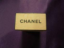 Vintage No. 5 Chanel Perfume 1/4 fl oz Bottle w/ Box Size 9 image 4