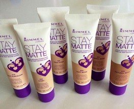 Rimmel Stay Matte Liquid Mousse Foundation-Shine Control - Perfect Make-... - $9.68+