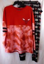 NBA Chicago Bulls Ladies Pajamas Loungewear PJ'... - $37.11