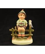 Vintage Hummel Figurine - 111 3/0 Wayside Harmony TMK6 - $60.00