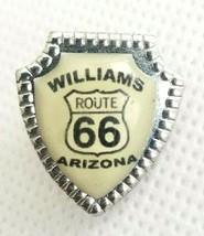 Vintage William Arizona Route 66 Enamel Shield Travel Souvenir Collectib... - $15.60