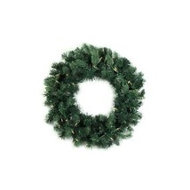 "Northlight 36"" Washington Frasier Fir Artificial Christmas Wreath - Clea... - $75.97"