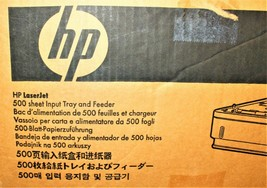 HP CB518A LASERJET 500-SHEET INPUT TRAY/FEEDER P4010/4510 **NEW-OPEN BOX... - $116.82