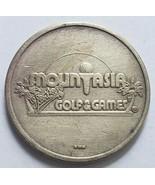 1980s Mountasia Golf and Games Arcade Gaming Token - £19.75 GBP