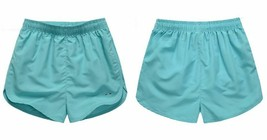 Shorts Beach Trunks Swim Summer Men's Women Beachwear Quick Dry Shorts P... - $24.18