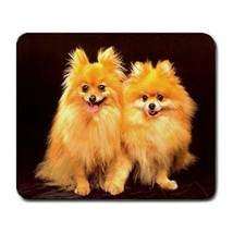 Mouse Pad Dog Cute Funny Couple Dogs In Nature Animal Editions For Game ... - €7,92 EUR