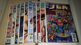 JLA (justice league of america) #41, 42, 43, 44, 45, 46, 47, 48, 49, 50, - $24.50